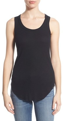 Women's Treasure & Bond Ribbed Racerback Tank $35 thestylecure.com