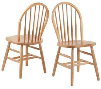 Genial At Walmart.com · Winsome Wood Windsor Chair, Set Of 2, Multiple Finishes