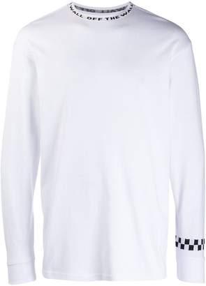 Vans long sleeved T-shirt