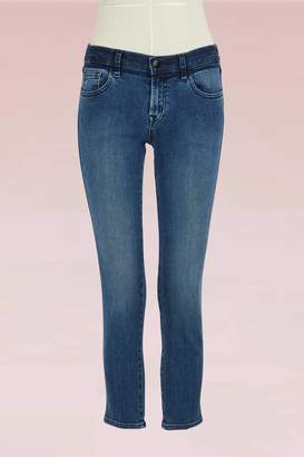 J Brand Say mid rise jean