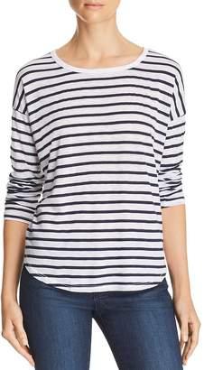 54bb24699 Splendid Zander Striped Long-Sleeve Tee