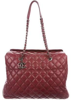 Chanel 2016 Large Rock In Rome Shopping Tote