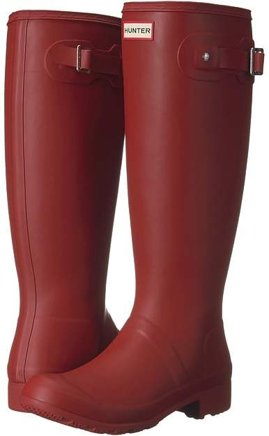 Hunter - Original Tour Packable Rain Boot Women's Rain Boots