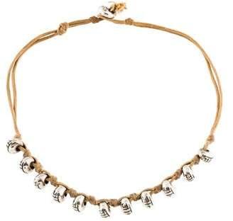 Me & Ro Me&Ro Bead Choker Necklace