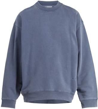 Acne Studios Fate cotton sweatshirt