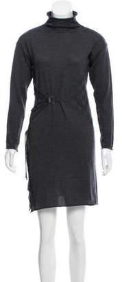 Jean Paul Gaultier Wool Mini Dress
