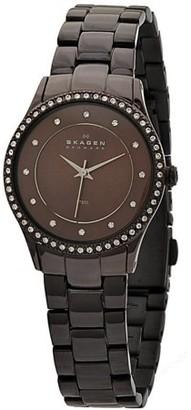 Skagen Women's Classic Watch Quartz Mineral Crystal 347SDXD