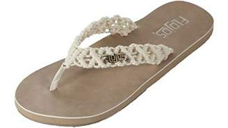 0080a3854b21 Flojos Women s Aura Sandal 11 Medium US