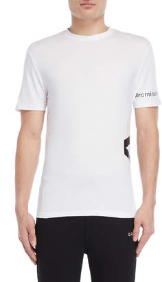 Arc Minute White Tee