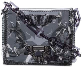 Mame see-through crossbody bag