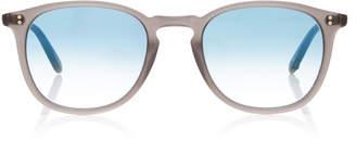 Garrett Leight Kinney 49 Square-Frame Acetate Sunglasses