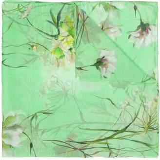 Blumarine watercolor scarf