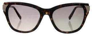 Jason Wu Tortoiseshell Cat-Eye Sunglasses