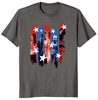Ripple Junction American Gods Characters American Flag