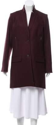 Veronica Beard Car Wool-Blend Coat w/ Tags