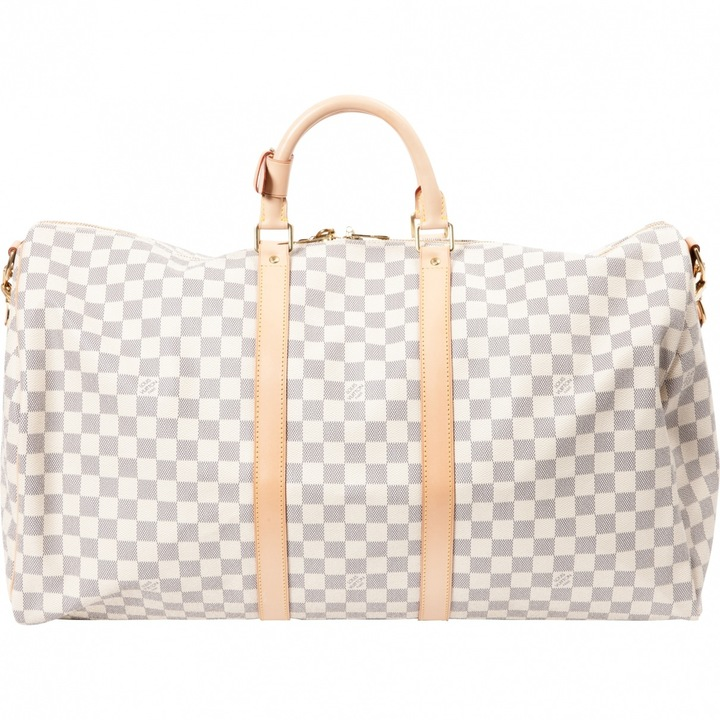 Louis Vuitton Keepall cloth 48h bag