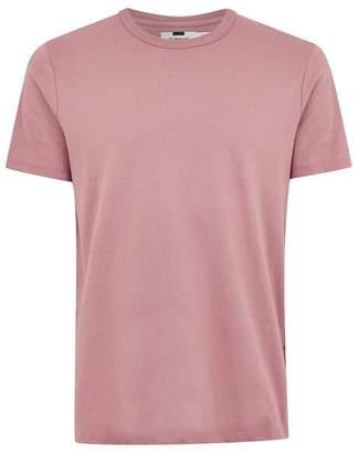 Topman Mens Classic Pink T-Shirt