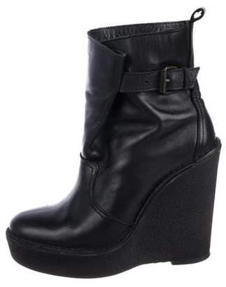 Pierre Hardy Platform Wedge Boots