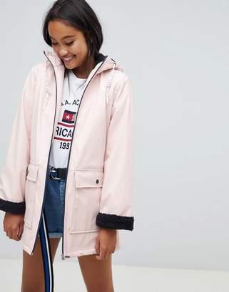 e701d4267b5 Women s Fur Lined Raincoats - ShopStyle UK