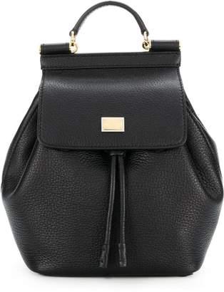 Dolce & Gabbana Sicily soft backpack
