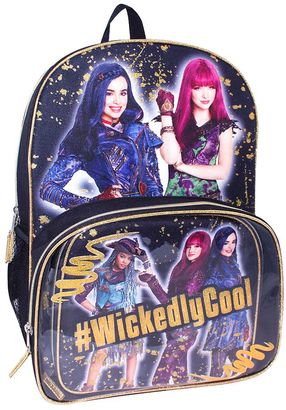 Disney's Descendants Evie, Mal & Uma Backpack & Lunch Tote Set $29.99 thestylecure.com