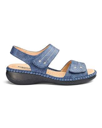 9b399fb72e4 Denim Sandals - ShopStyle UK