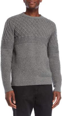 Barque Grey Pullover Sweater