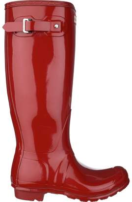 Hunter Tall Gloss Rain Boot - Women's