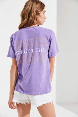 Urban Outfitters We Got This Tee