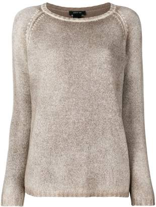 Avant Toi relaxed-fit jumper
