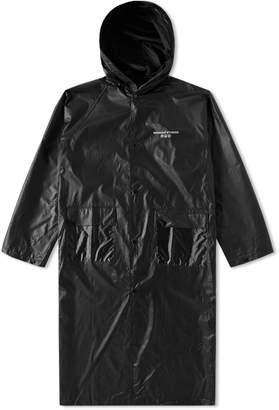 Midnight Studios Caution Rain Jacket