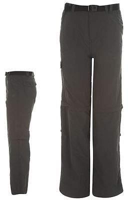 Karrimor Kids Children Aspen Convertible Trousers Junior New