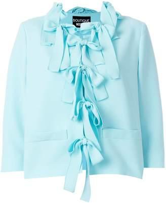 Moschino Cady bow jacket