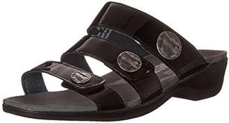 Propet Women's Annika Slide Dress Sandal $94.95 thestylecure.com