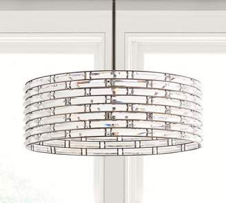Pottery Barn Regent Crystal Chandelier