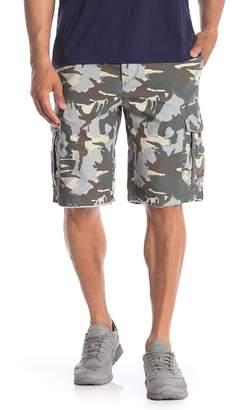 Union Hermosa Camo Cargo Shorts