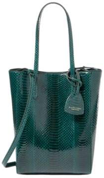 Ralph Lauren Ayers Mini Modern Tote Green One Size