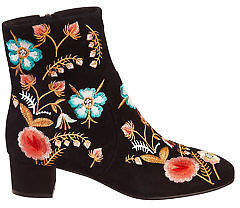 Django & Juliette NEW Womens Boots Jackys Ankle Boot Black
