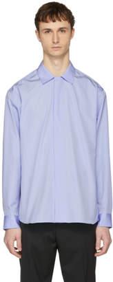Oamc Blue Fold Shirt