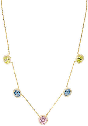 Henri Bendel Candy Halo Collar Necklace