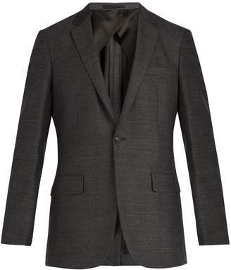 Kilgour Single-breasted wool blazer