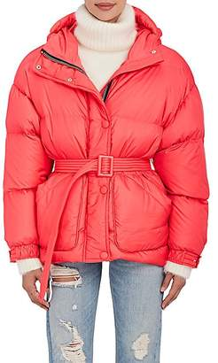 IENKI IENKI Women's Oversized Down Puffer Coat - Rose