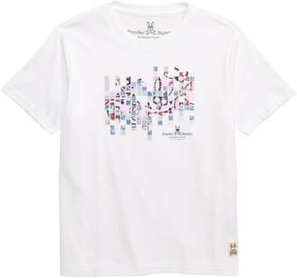 Psycho Bunny (サイコ バニー) - Psycho Bunny Wetherby Graphic T-Shirt