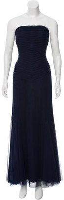 Vera Wang Strapless Tulle Dress $180 thestylecure.com