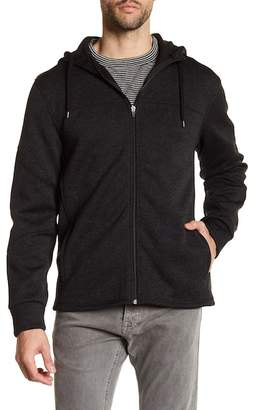 Joe Fresh Hooded Fleece Jacket