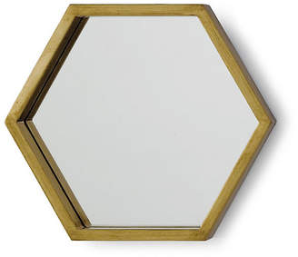 Regina-Andrew Design Set of 5 Bee Hive Accent Mirrors - Regina Andrew Design