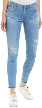 AG Jeans The Legging 20 Years Faded Cloud Super Skinny Ankle Cut