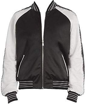 Versace Men's Varsity Jacket