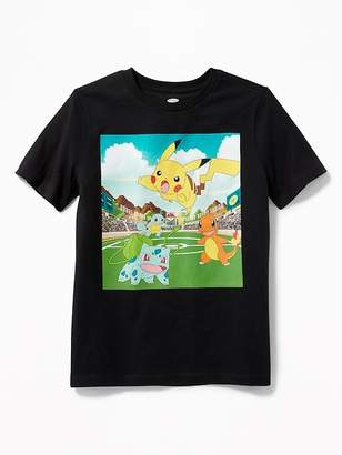 Old Navy PokémonTM Pikachu Tee for Boys