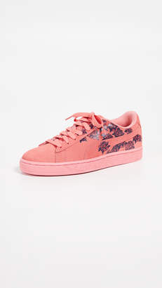 Puma Suede Classic Embroidery Sneakers